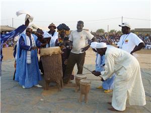 Interviews des organisateurs des journées culturelles de Soninkara Jiida à Waoundé (Mars 2011)