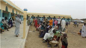 Inauguration des nouveaux bâtiments de la daara Manare Sabile de Waoundé