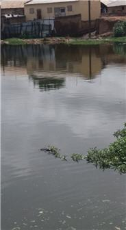 Waoundé: Les marigots débordent à cause des pluies diluviennes